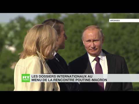 Rencontre Macron - Poutine : l'occasion de faire le point sur quelques désaccords