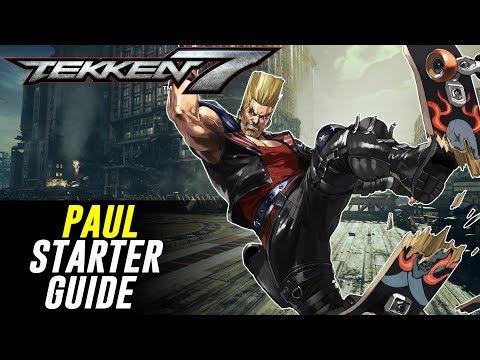 Advice For Paul Phoenix Tekken 7 General Discussions