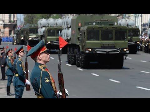 Владивосток. Парад Победы 2018
