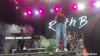 Ruth B   Mixed Signals (London, Ontario July 16, 2017)