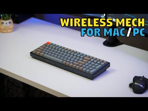 Keychron K4機械鍵盤評測