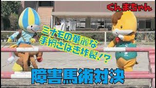 ミナモ vs ぐんまちゃん【ミナモの十番勝負Vol.6】