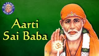 Aarti Saibaba with Lyrics - Sai Baba Songs - Devotional Songs
