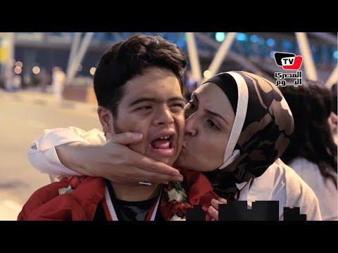 بعد محاولته عبور المانش.. «الحسيني» يصل القاهرة: نفسي أشوف السيسي وأبوسه