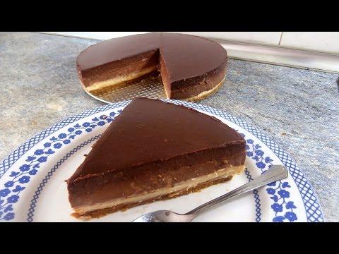 Fácil Receta Para Preparar Una Tarta De Chocolate