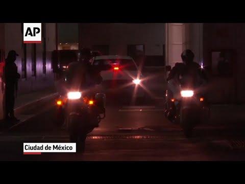 Exdirector Pemex llega a México extraditado
