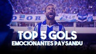 Top 5: Gols Emocionantes Do Paysandu