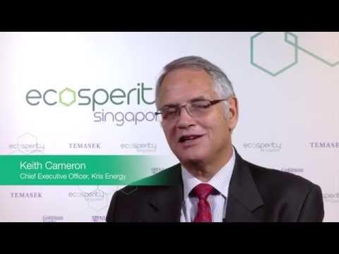 Keith Cameron, CEO of Kris Energy (Energy)
