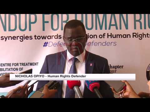 Human rights defenders to challenge NGO act in court