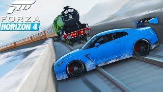 Forza Horizon 4 - Fails #8 (FH4 Funny Moments Compilation)