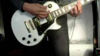 'Feeder - Insomnia' Guitar Cover