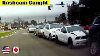 Ultimate North American Cars Driving Fails Compilation - 146 [Dash Cam Caught Video]