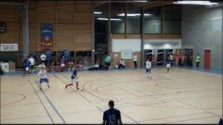 Match U21 Futsal France-Russie à Sarlat le 03/04/2018