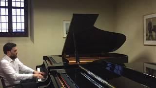 Sciarrino - De la Nuit / Emanuele De Caria [piano]