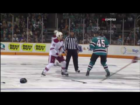 Paul Bissonnette vs Jody Shelley