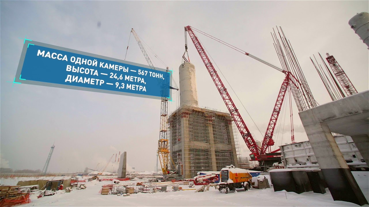 Omsk refinery assembled key equipment of a new delayed coking unit