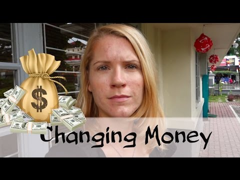 Tips And Tricks On How To Change Money In Bali / Indonesia