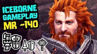 Monster Hunter World Iceborne Gameplay - Let's Play MR 140