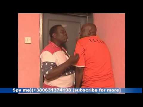Mr Ibu and Charles Inojie