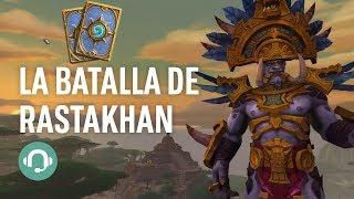 La batalla de Rastakhan: todo lo que sabemos sobre la supuesta nueva expansión de Hearthstone
