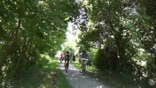 preview picture of video 'Cambridge Paris Rail Trail'