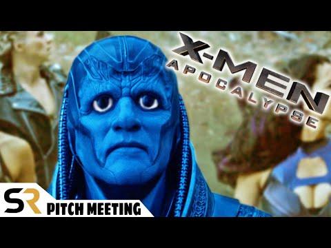 X-Men: Apocalypse Pitch Meeting