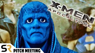 X-Men: Apocalypse Pitch Meeting