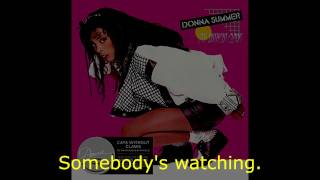 "Donna Summer - Eyes (LP Version) LYRICS SHM ""Cats Without Claws"" 1984"