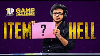 Item Hell Challenge with Viper   1Up Game Challenge   PUBG Mobile