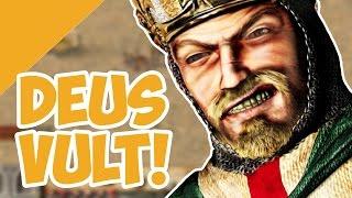 4 полезных бага в Stronghold Crusader!