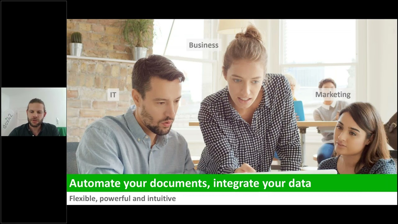 Let's (Power) Automate all your M365 & D365 documents with one click or Flow