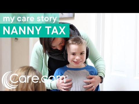 How Paying the Nanny Tax was Meaningful to My Nanny