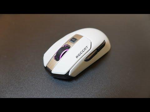 冰豹ROCCAT KAIN 202 AIMO無線滑鼠介紹