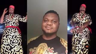 OMG! Watch As Ken Erics Freestyle New Song 2019 (Ken Erics TV)
