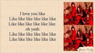 EXID (이엑스아이디) - I LOVE YOU (Easy Lyrics)