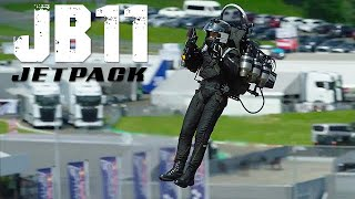 JB11 JETPACK   The World's Only Fully Functional Jetpack