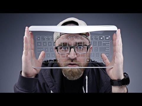A Keyboard Made Of Glass?