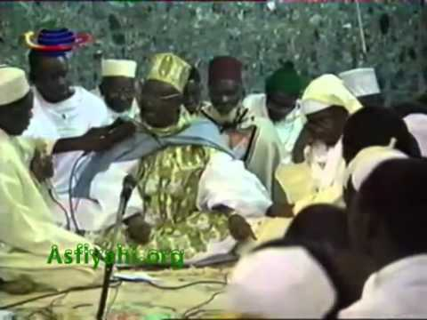 Serigne Mansour Sy Borom Daara Yi - Part2 Leylatoul Hadr 1998 à Tivaouane