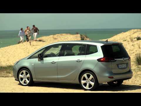 Opel  Zafira Tourer Минивен класса M - рекламное видео 1