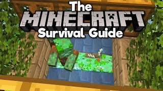 River Biome Drowned & Trident Farm! ▫ The Minecraft Survival Guide (Tutorial Lets Play) [Part 194]