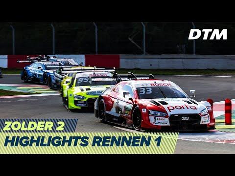DTM ゾルダー・サーキット(ベルギー) 2020 RENNEN1 ハイライト動画