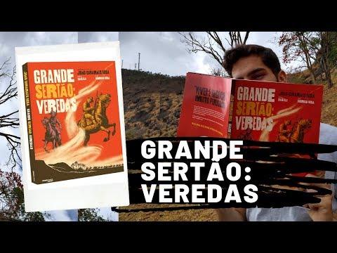 Resenha - Grande Sertão: Veredas (Graphic Novel) - João Guimarães Rosa