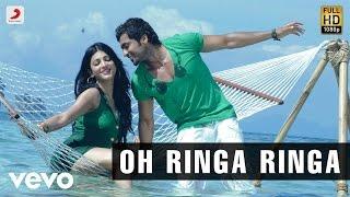 Oh Ringa Ringa  Song Lyrics from 7th sense - Surya