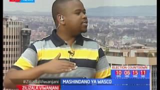 Zilizala Uwanjani: Mashindano ya WASCO (Sehemu ya Pili)