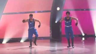 Tadd and Marko Top 4 Finale So You Think You Can Dance Season 8