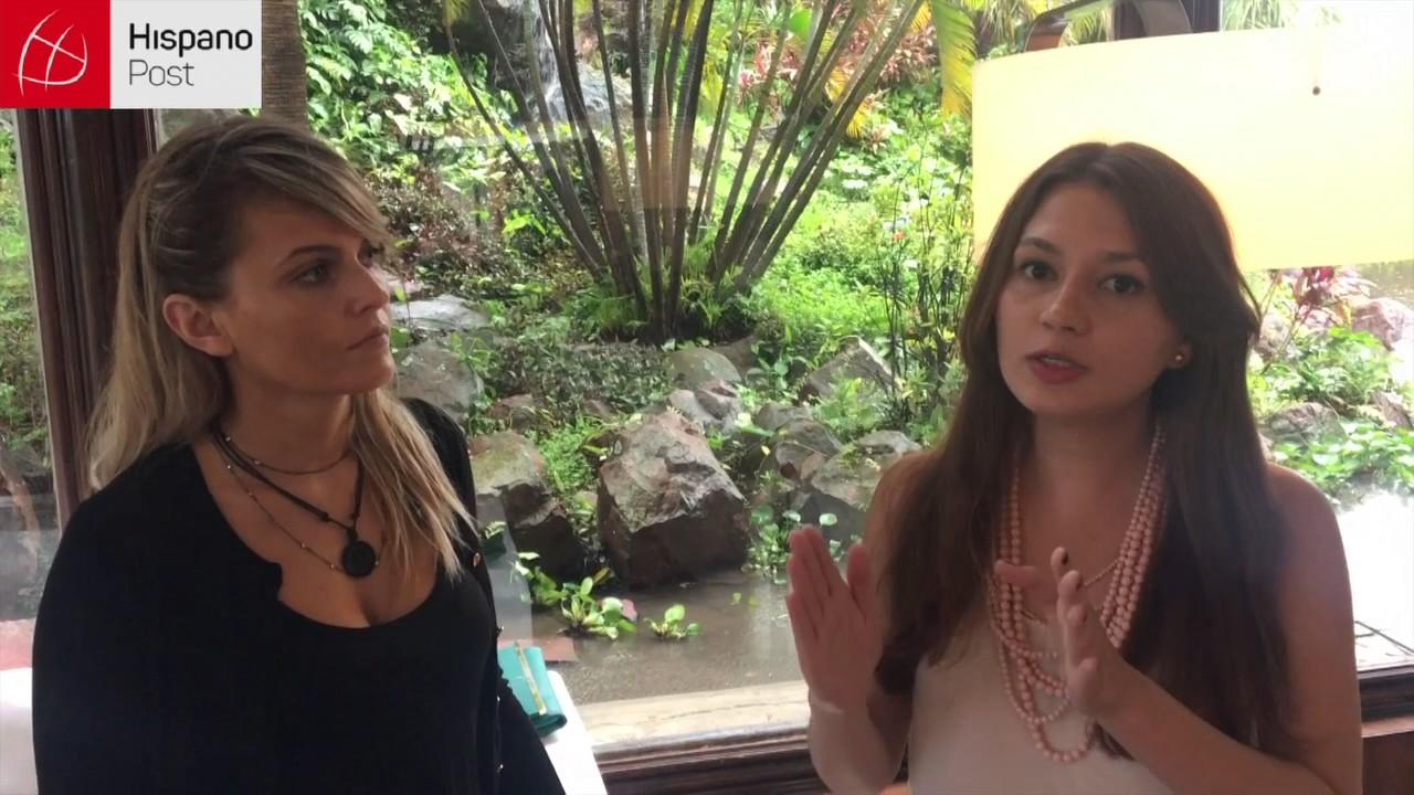 Gloria Álvarez en tertulia con Vanesa Vallejo sobre Acuerdo de Paz en Colombia