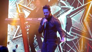 Kamelot - Ghost Opera  Red, Moscow, Russia, 09.11.2017