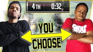 YOU GET TO PICK THE WINNER OF THE SERIES! BUT THERE'S A TWIST! - MUT Wars Season 2 Ep.37