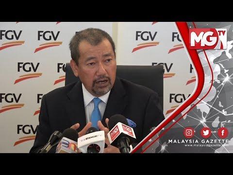 TERKINI : Felda Global Ventures Kini FGV Holding - Azhar Abd Hamid