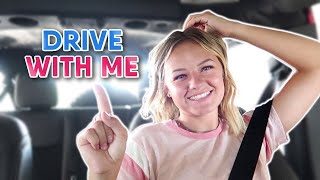 EXPLORING TED BUNDY'S CAVE | DRIVE WITH ME || KESLEY JADE LEROY